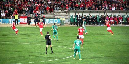Sorteio da Taça da Liga ditou que Rio Ave se desloque ao Benfica