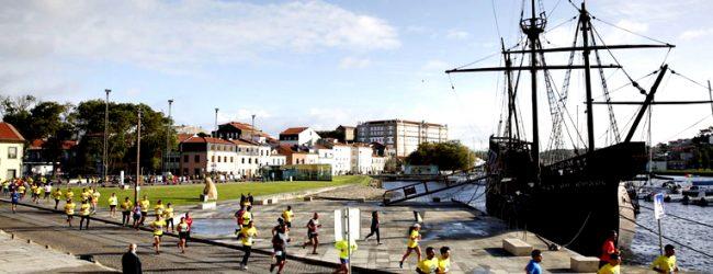 1200 pessoas percorrem Vila do Conde na Corrida da Nau