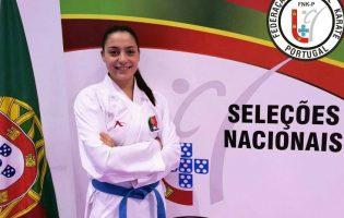 Ana Rita Oliveira é medalha de prata do Torneio Internacional Ciudad de Palma del Rio em Espanha