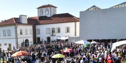 Carolina Deslandes e Lena d`Água no Memórias no Centro da Festa de Vila do Conde