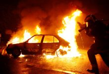 Fogo destrói 2 automóveis em Vila do Conde