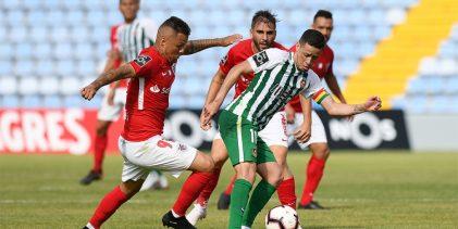 Rio Ave foi aos Açores vencer o Santa Clara