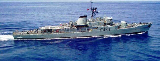 Marinha recolhe bóia de emergência da embarcação Mestre Silva e continua buscas