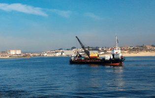 Pró-Maior Segurança dos Homens do Mar reclama draga permanente no Norte