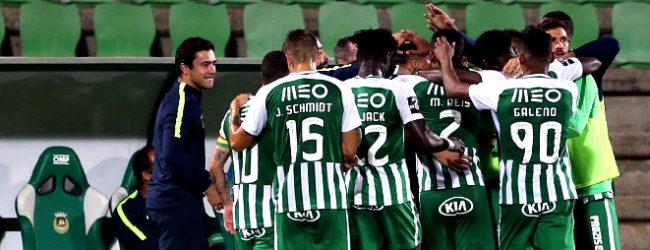 Rio Ave vence Boavista e consegue terceira vitória consecutiva na I Liga