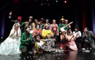 Vila do Conde é palco do 5.º Encontro Internacional de Palhaços