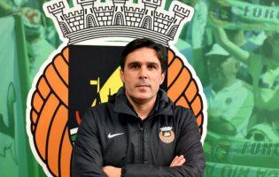 Daniel Ramos é o sucessor de José Gomes no comando do Rio Ave