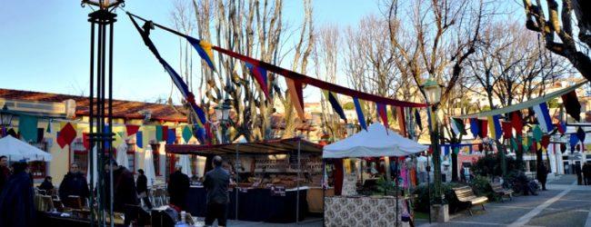 Tradição volta a ser cumprida e Vila do Conde faz Feira Grande de Janeiro ou Feira dos Namorados
