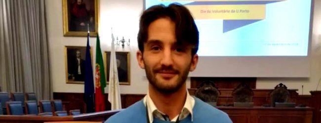 Vilacondense José Tiago Sousa na primeira fila do programa Prós e Contras da RTP