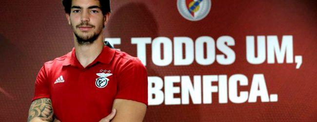 Sport Lisboa e Benfica contrata jovem canoísta vilacondense Messias Baptista