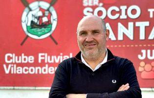Rui Paquete é candidato à presidência do Clube Fluvial Vilacondense