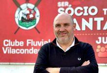 Rui Paquete é o novo presidente do Clube Fluvial Vilacondense