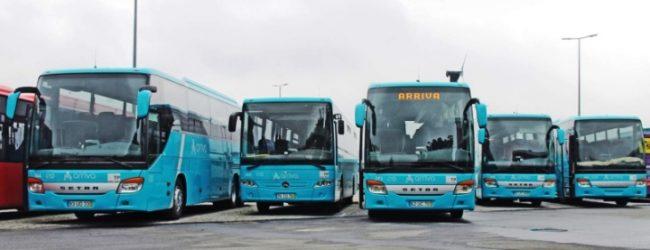 Greve dos motoristas de transportes de passageiros também afeta Vila do Conde e Póvoa de Varzim