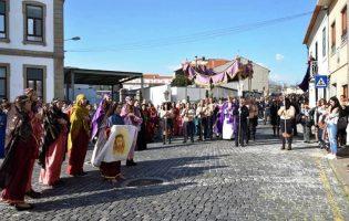 Procissão do Senhor dos Passos da Misericórdia e Paróquia enche ruas de Vila do Conde