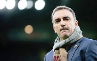 Carlos Carvalhal é o novo treinador do Rio Ave Futebol Clube por uma temporada