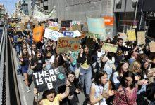 Estudantes manifestam-se em defesa do planeta e alunos de Vila do Conde estiveram presentes