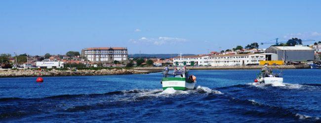 Barra do porto de pesca de Vila do Conde vai ter dragagem de emergência em julho