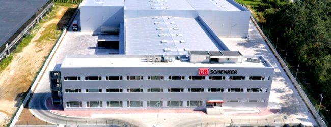 DB Schenker admite aumento da capacidade do Centro Logístico Norte de Vila do Conde