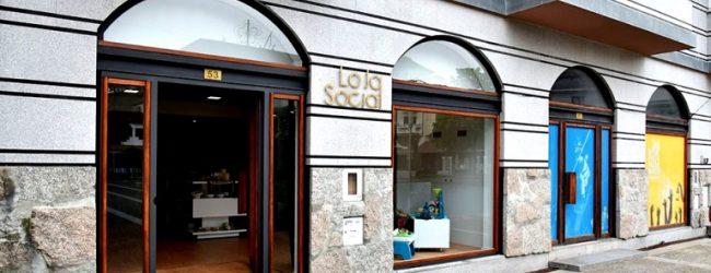 Loja Social da Câmara Municipal de Vila do Conde tem novo espaço na Praça José Régio