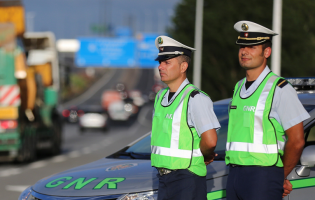 Operação Baco da GNR intensifica fiscalização à condução com álcool nas Festas Populares