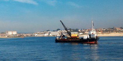2 ME para dragagens nos portos de Lagos, Peniche, Póvoa de Varzim e Vila do Conde