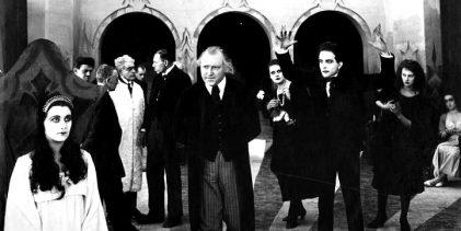 """Filme-concerto """"O gabinete do Dr. Caligari"""" no arranque do Festival Curtas Vila do Conde"""