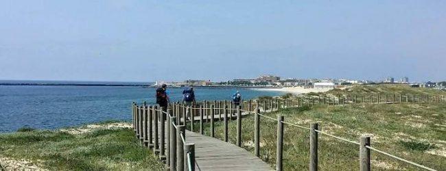 Número de peregrinos em Caminha aumenta 35,7% e maioria passa por Vila do Conde