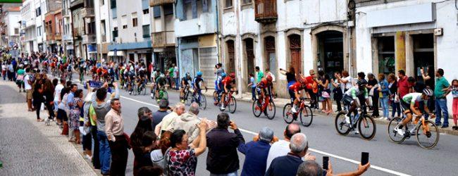 81.ª Volta a Portugal em bicicleta passou nas cidades de Vila do Conde e da Póvoa de Varzim