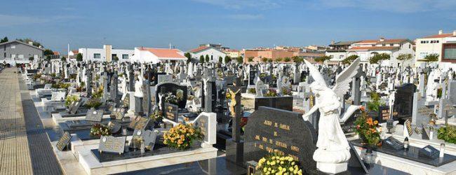 Cadáver de homem de 35 anos encontrado à porta do cemitério de Caxinas em Vila do Conde