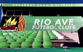Jogo entre Rio Ave Futebol Clube e Vitória de Guimarães adiado por deterioração de bancada