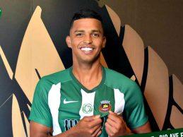 Rio Ave Futebol Clube garante empréstimo do defesa central Aderlan Santos