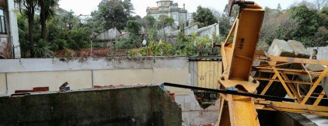 Ferido com gravidade após acidente de trabalho na freguesia de Fajozes em Vila do Conde
