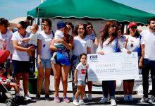 Empresa de Vila do Conde faz caminhada solidária a favor da instituição APTI A. F. Vila Cova