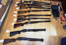 GNR apreende armas de fogo na Póvoa de Varzim no âmbito de um processo de violência doméstica