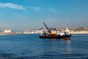 Investimento de 2,5 ME para dragar portos de pesca da Póvoa de Varzim e Vila do Conde
