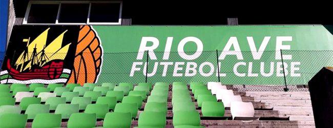 Rio Ave Futebol Clube decide demolir bancada nascente do estádio que está interdita ao público