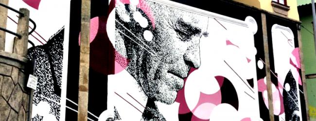 Vila do Conde faz evocação dos 50 anos da morte de José Régio com mural na casa do escritor
