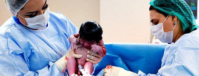 Já nasceram 1000 bebés este ano no Centro Hospitalar da Póvoa de Varzim e de Vila do Conde
