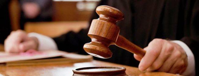 Prisão preventiva para detidos em flagrante a furtar residência na Póvoa de Varzim
