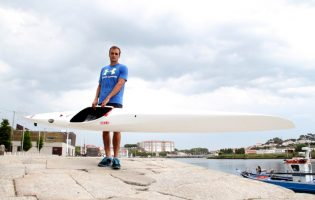 Vilacondense José Leonel Ramalho é vice-campeão do mundo de maratonas em canoagem