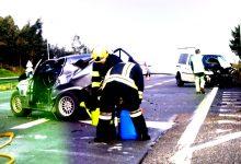 Acidente na A28 causa um ferido grave e obriga ao corte da autoestrada em Vila do Conde