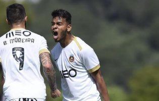 "Médio brasileiro Filipe Augusto garante Rio Ave ""preparado"" para vencer Sporting de Braga"