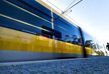 Jovem de 17 anos atropelado pelo metro na estação de Varziela em Vila do Conde