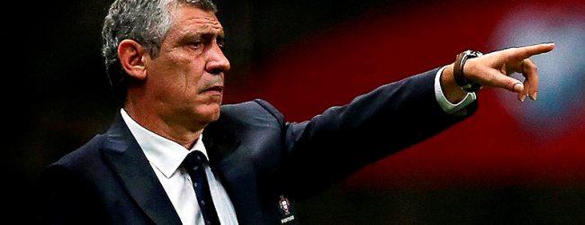 Português Fernando Santos eleito melhor selecionador de futebol do mundo em 2019