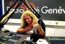 Poveira Cristina Rodrigues faz programa de rádio para emigrantes portugueses residentes na Suíça