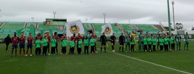 Rio Ave vence Alverca e segue em frente para os oitavos de final da Taça de Portugal