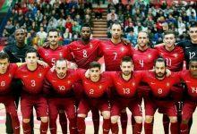4 golos de Cardinal dão vitória à Seleção Portuguesa de Futsal sobre a França