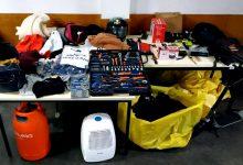 GNR detém homem e mulher em Vila do Conde por furto de veículo, armazéns e residências