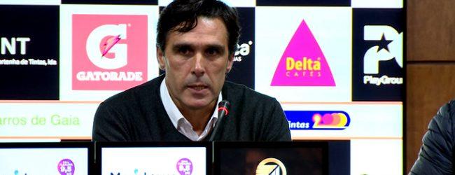Vilacondense Daniel Ramos apresentado como novo treinador do Boavista Futebol Clube