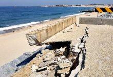 APA investe 855 mil euros na reabilitação da marginal da praia de Árvore em Vila do Conde